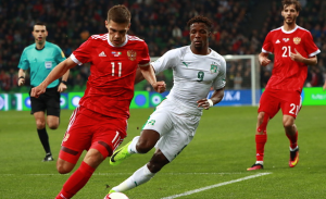 Numbers at play - Science predicts Confederations Cup success for Russia