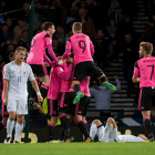 What can Scotland learn from their 1-0 win against Slovakia in the World Cup Qualifier?