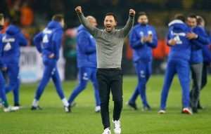 Borussia Dortmund 4-4 Schalke 04 - A tale of two managers
