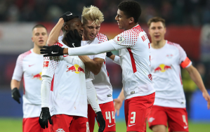 RB Leipzig go second despite distracted Keita