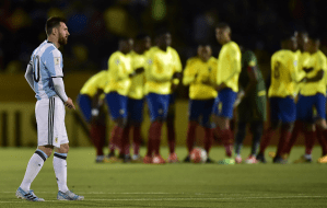 It's now or never for Lionel Messi in Russia