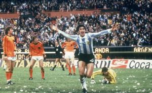 Argentina's greatest number tens - Mario Kempes