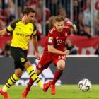 Borussia Dortmund drubbing puts Bayern Munich in the Bundesliga driving seat