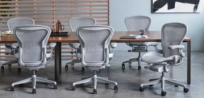 Herman Miller Aeron Chair Review 2020