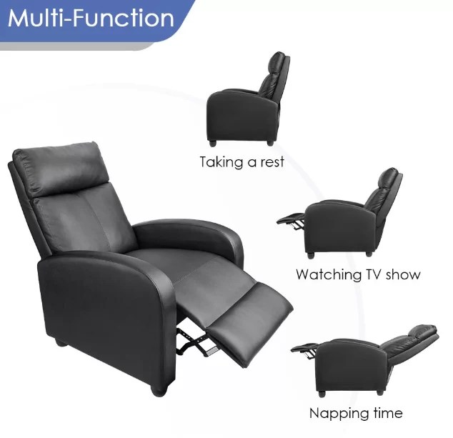 Living Room Recliner Chair Review 2020