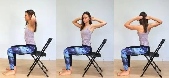 Rotational Stretches