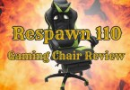 "Alt-""Respawn 110 Gaming Chair Review"""