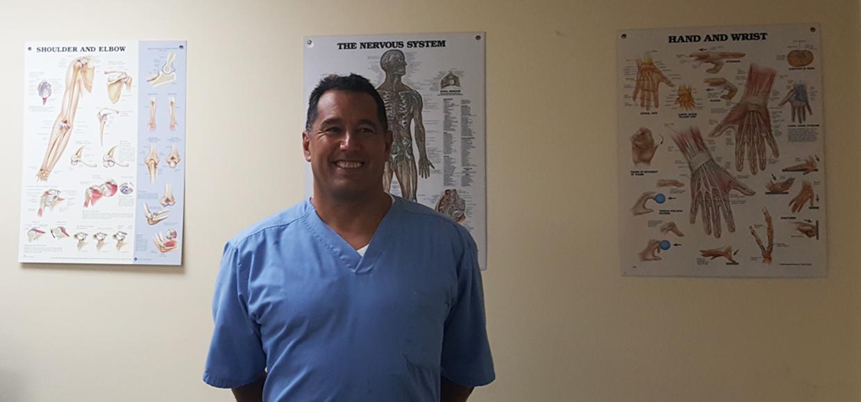 Alon Naor Chiropractor Encino