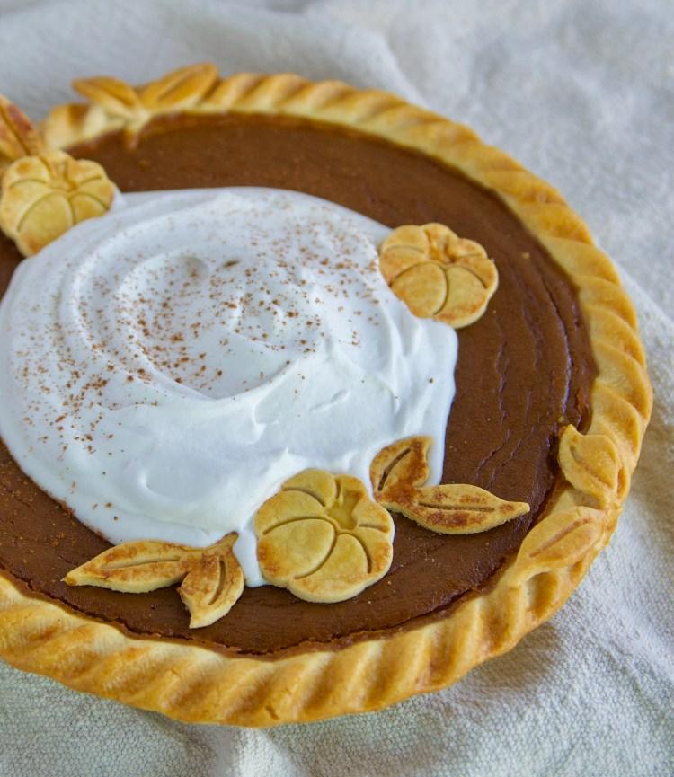 palep pumpkin pie
