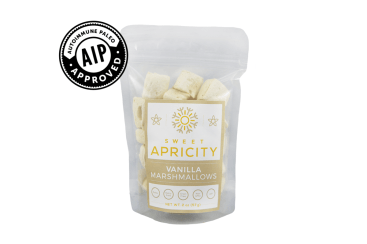 Sweet Apricity marshmallows