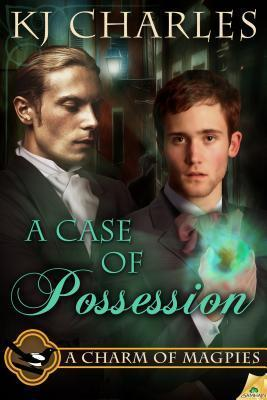 📚Review: A Case of Possession, by K.J. Charles (A Charm of Magpies, book 2)