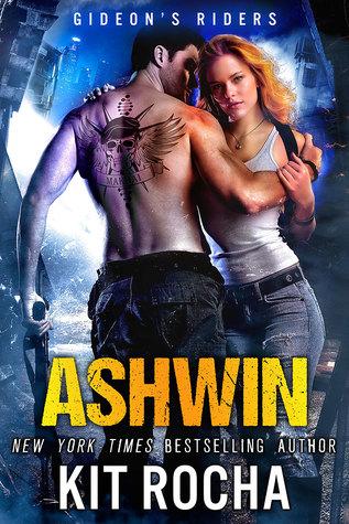 Ashwin, by Kit Rocha
