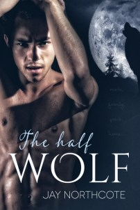 Cover The Half Wolf by Jay Northcote