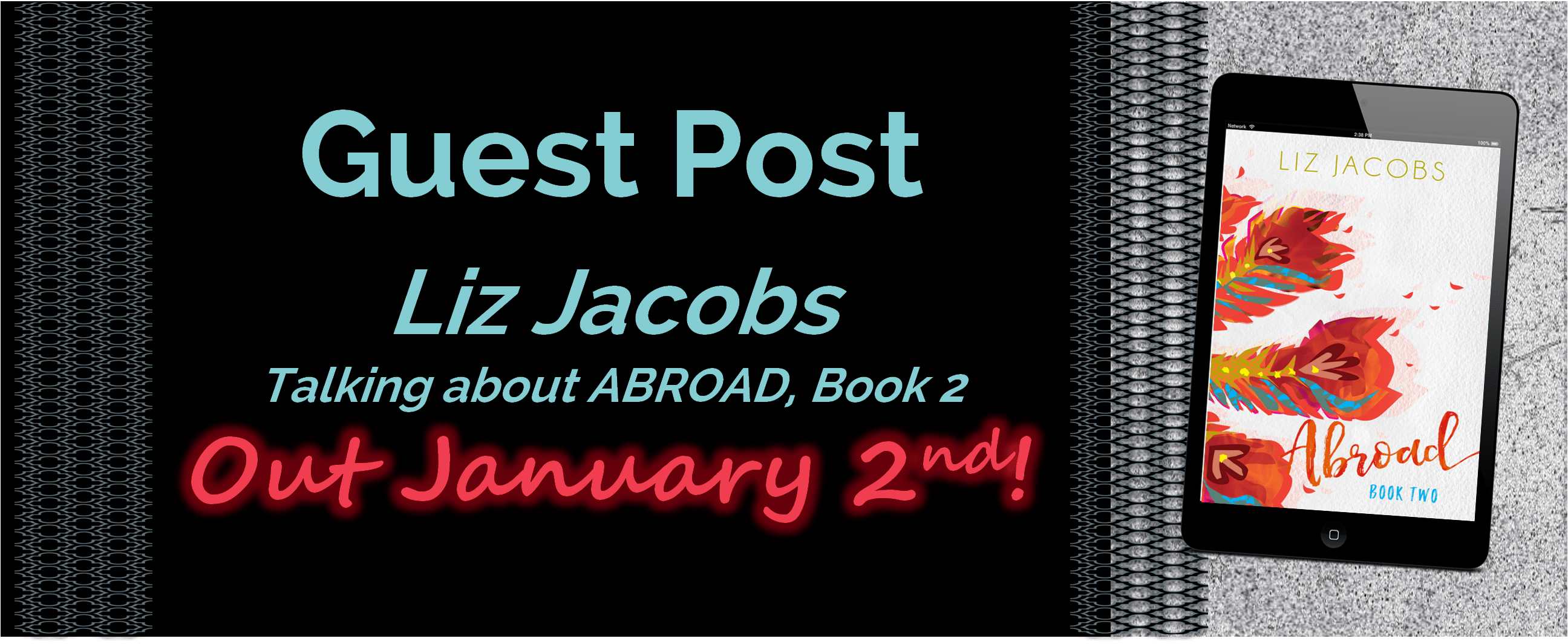 Guest Post: Liz Jacobs