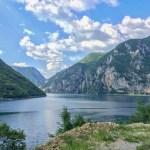 Lake Piva, Montenegro