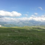 The Durmitor National Park in Montenegro