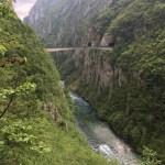 Bridge over Piva river
