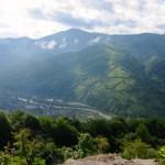 Pass over the mountains to Rakhiv, Ukraine. Photo: Ryan Johnson