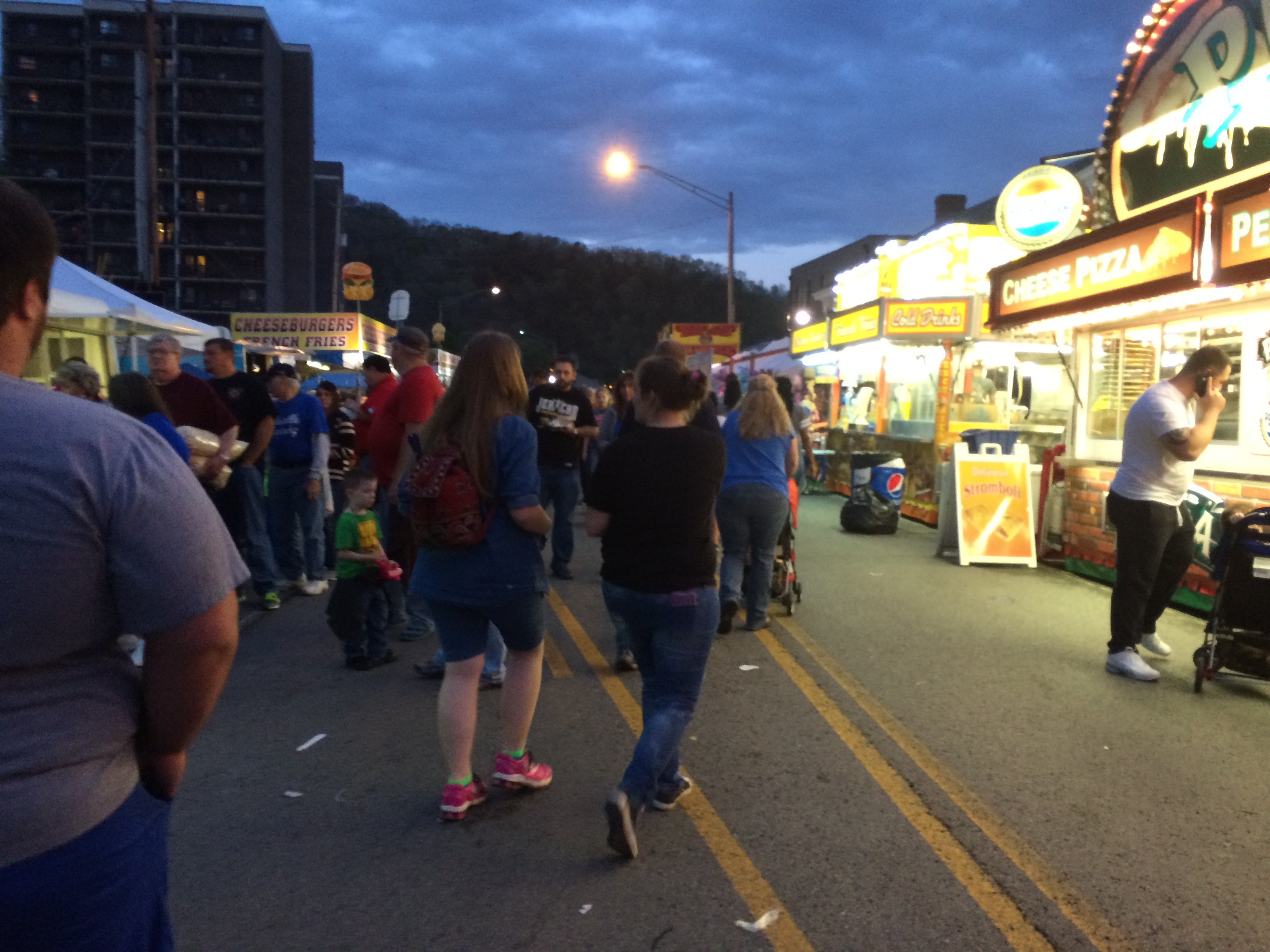 top things to see and do at hillbilly days back road compass