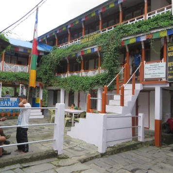 One of our trek hotels