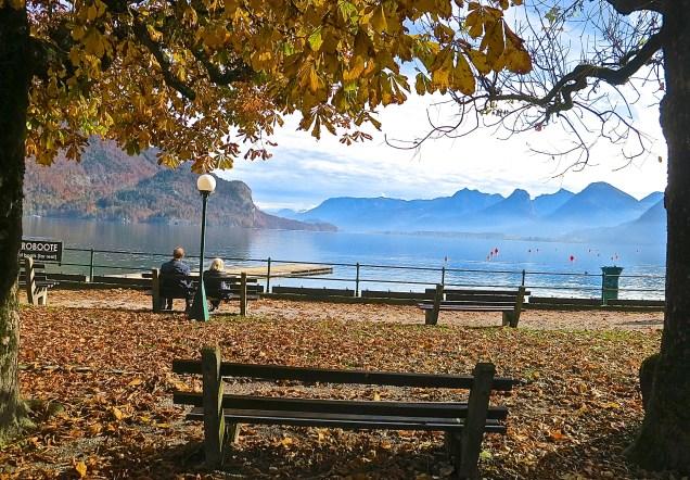 Lovely Lakeside Promenade