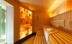 Sauna At Seehotel Uberfahrt, Rottach-Egern, Germany