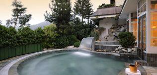 Bareiss Outdoor Sauna Whirlpool