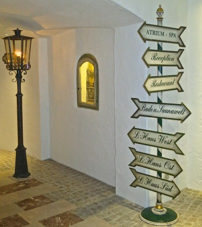 Passageways Look Like Village Streets
