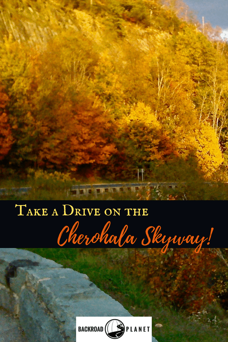 The Cherohala Skyway is an incredible scenic drive through the Appalachian Mountains of North Carolina and Tennessee. It has also been named a National Scenic Byway. #travel #TBIN #roadtrip #scenicbyways #CherohalaSkyway
