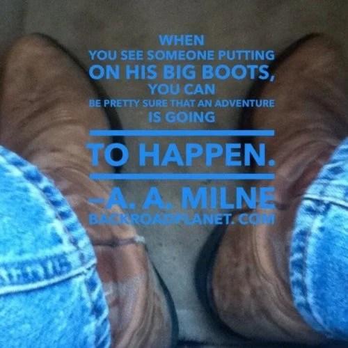 Big Boots1 min read