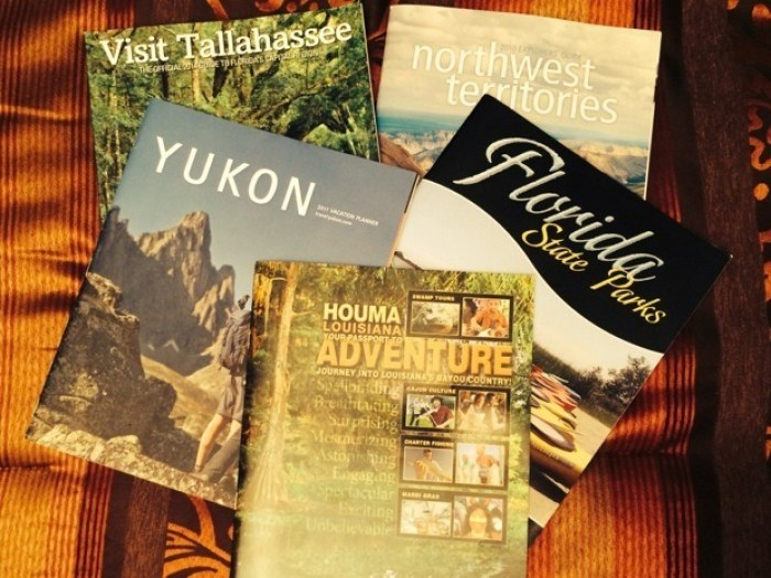 Commercial Travel Guides