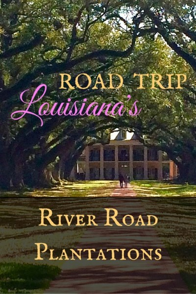 Take a scenic drive along the Mississippi and visit Louisiana's historical River Road plantations. Maps, itinerary, and helpful links included.