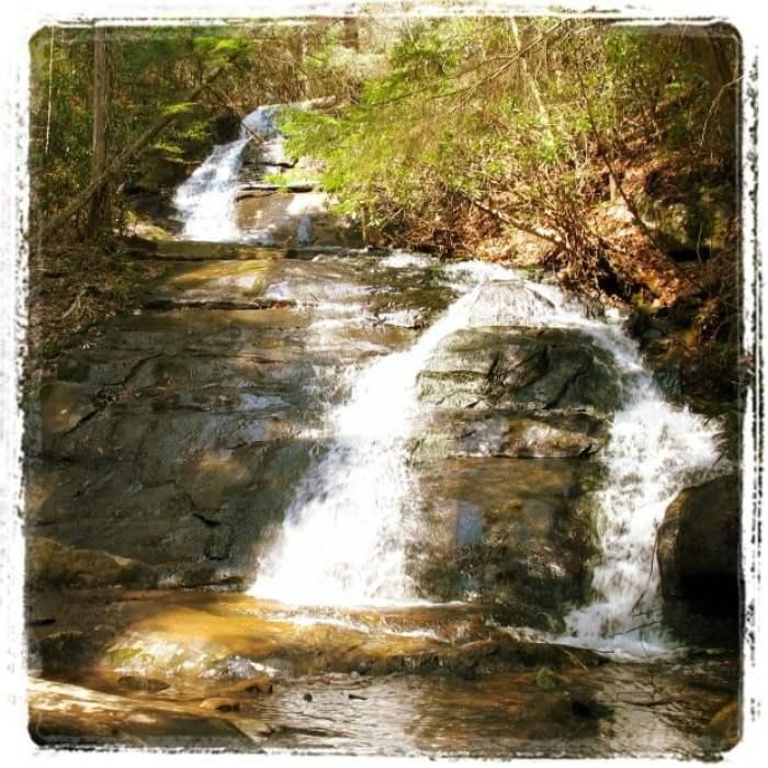 Fall Branch Falls Georgia