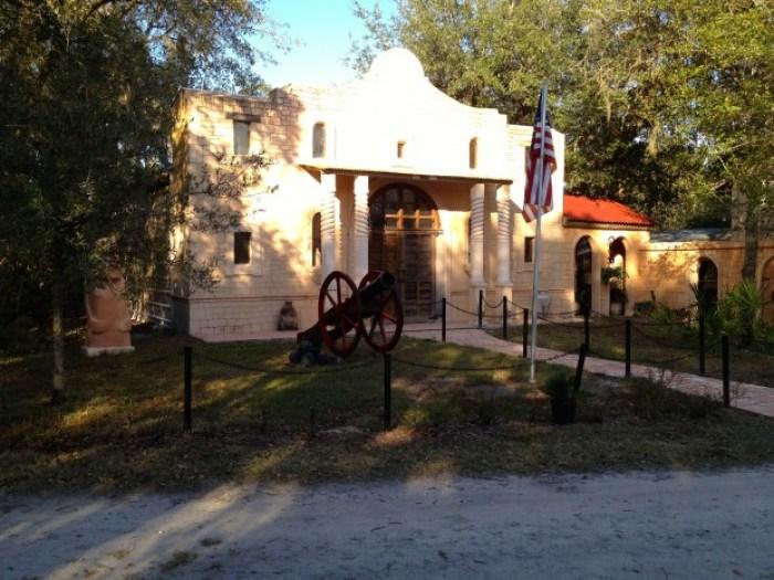 The Alamo at Solomon's Castle