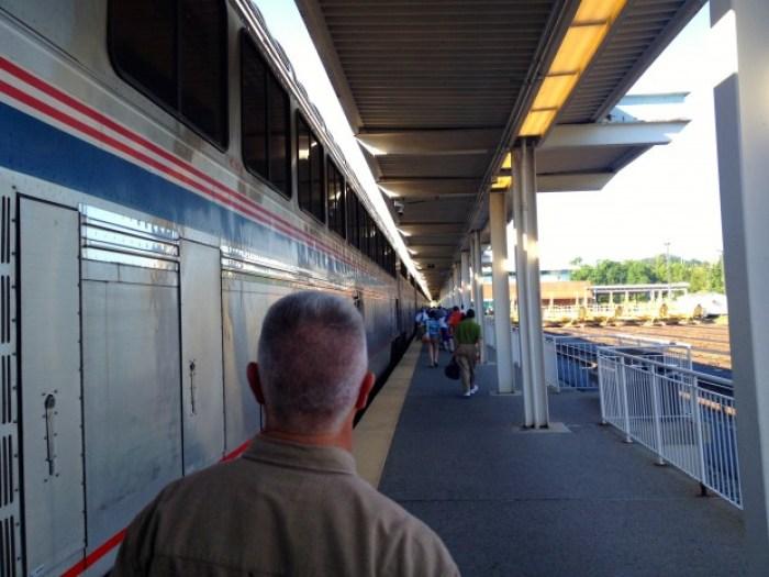 Amtrak Auto Train