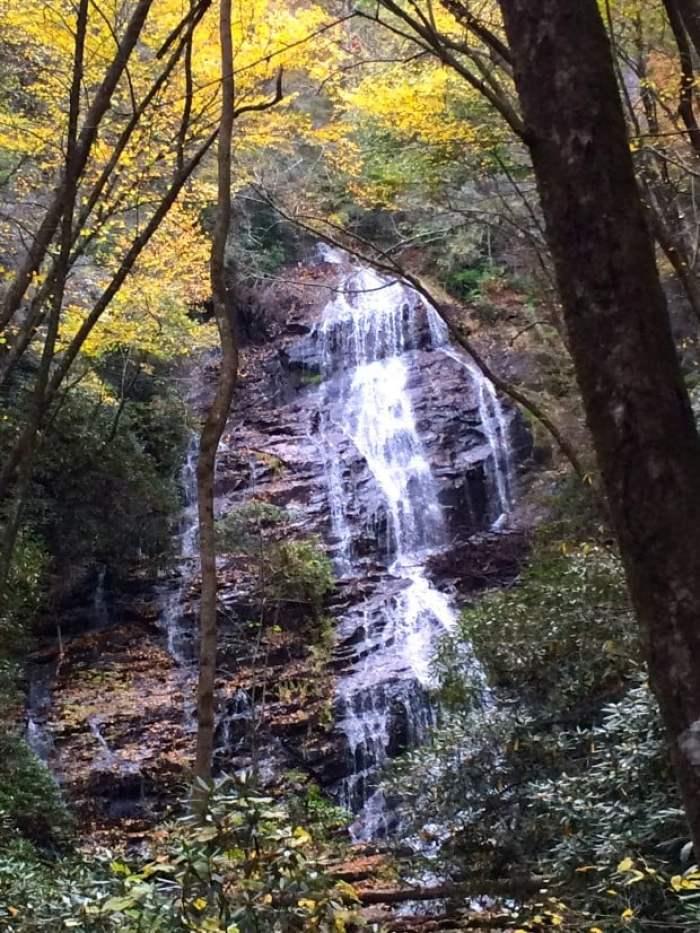 Horse Trough Falls Georgia