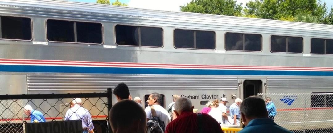 Take the Amtrak Auto Train!