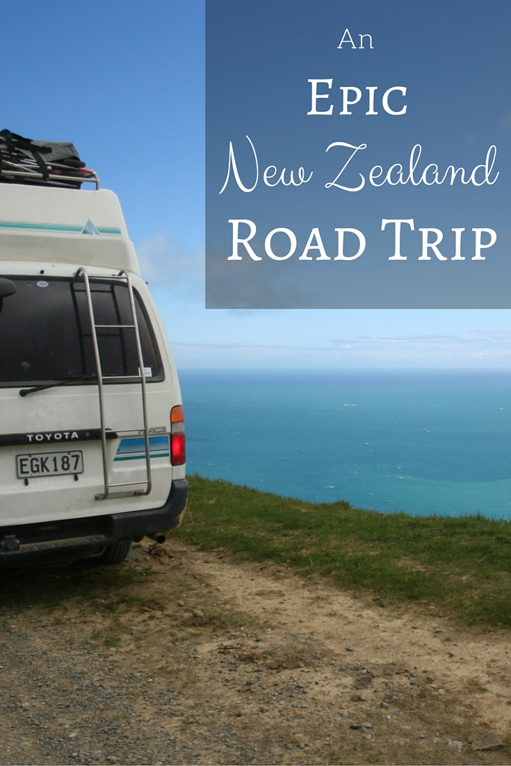 An American family's account of a two-month epic New Zealand campervan road trip, on both the North and South Islands.