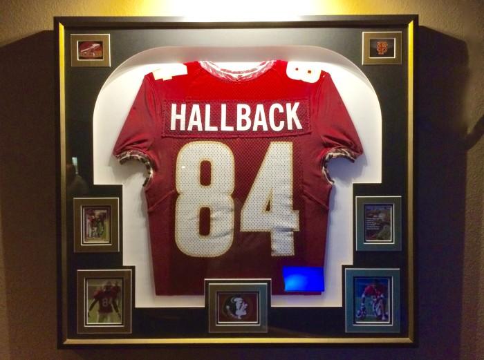Robert Hallback Football FSU