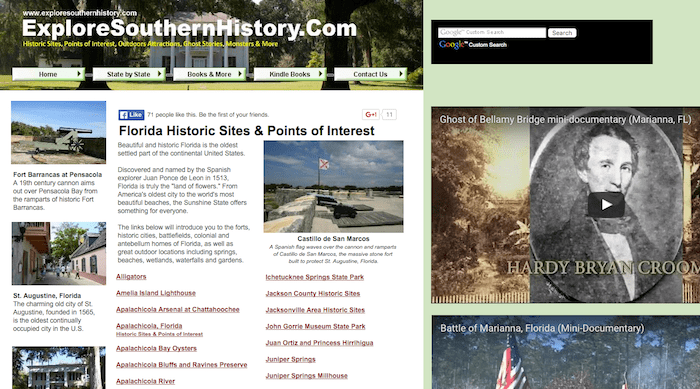 Screen Shot 2015 12 06 at 9.22.09 PM - How to See the Real Florida: 11 Essential Web Sites
