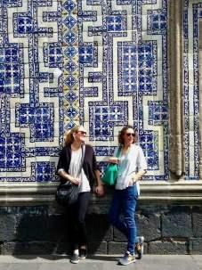 Katja and Victoria from Globetotting