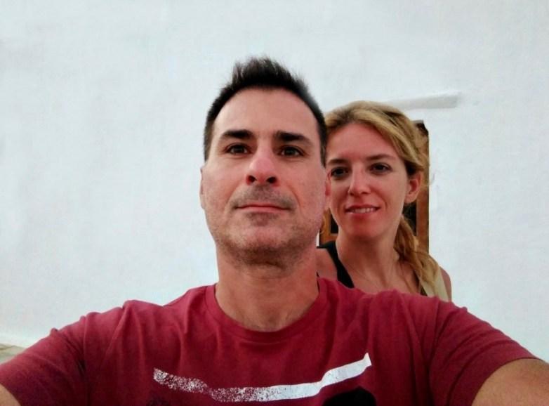 Chris and Mary of AGreekAdventure