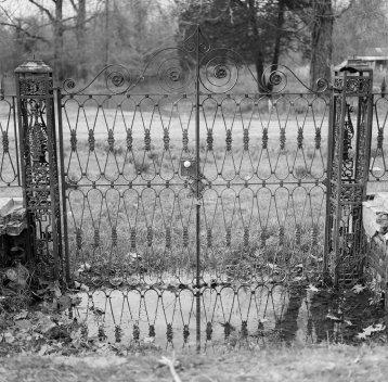 Rodney Mississippi Flood Gate