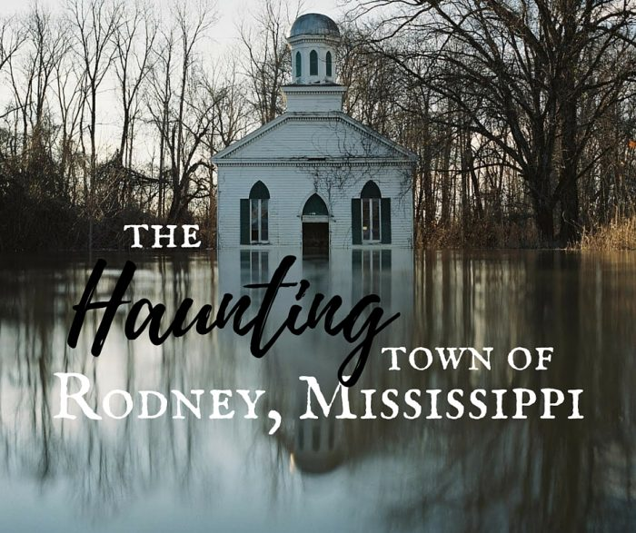 The Haunting Town of Rodney, Mississippi: A Photo Essay