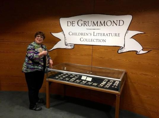 Ellen Ruffin de Grummond Collection Hattiesburg