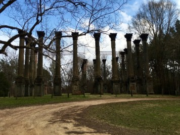Windsor Ruins Mississippi