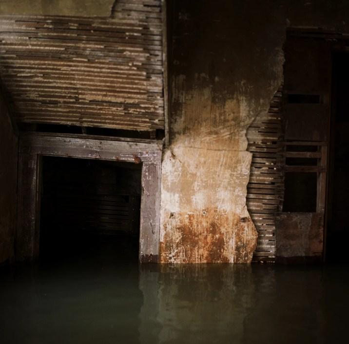 Rodney Mississippi Flood Baptist Church