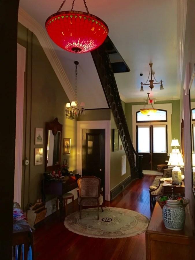The Bazsinksy House Vicksburg Mississippi