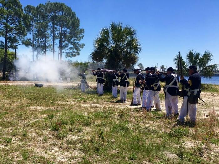 IMG 2261 - 8 Living History & Historical War Reenactments in Florida