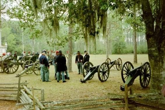 frame004 - 8 Living History & Historical War Reenactments in Florida
